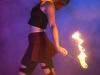 Feuershow Drei- Feuerherz